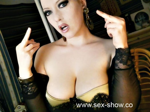 Fetisch Sex mit einer bizarren Webcam Schlampe